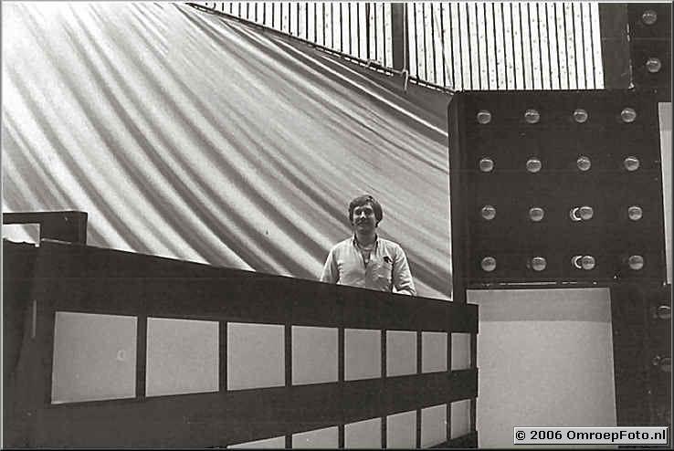 Foto 2-27. Ivo Niehe Show Sporthal Lisse 1980