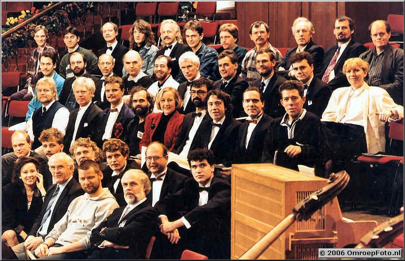 Foto 2-28. KerstConcert 1988