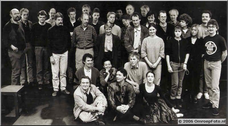 Foto 2-30. Vier pas des deux November '87