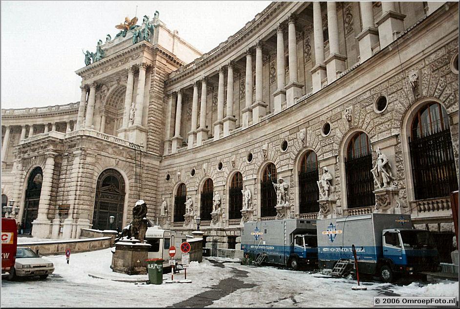 Foto 3-52. NieuwJaars Concert Wenen 1997