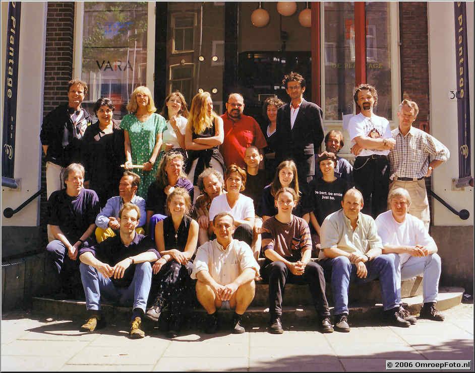 Foto 4-62. Studio Plantage 1998