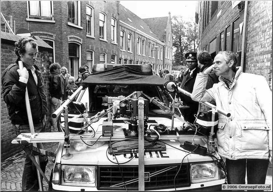 Foto 4-70. WerkFoto 'Kip en het Ei' Alkmaar 1980