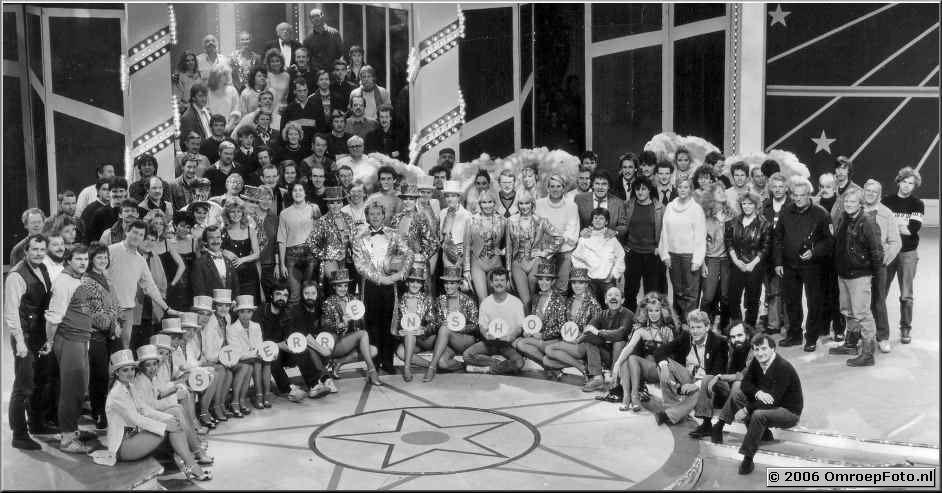 Foto 4-71. SterrenShow 1985-1986