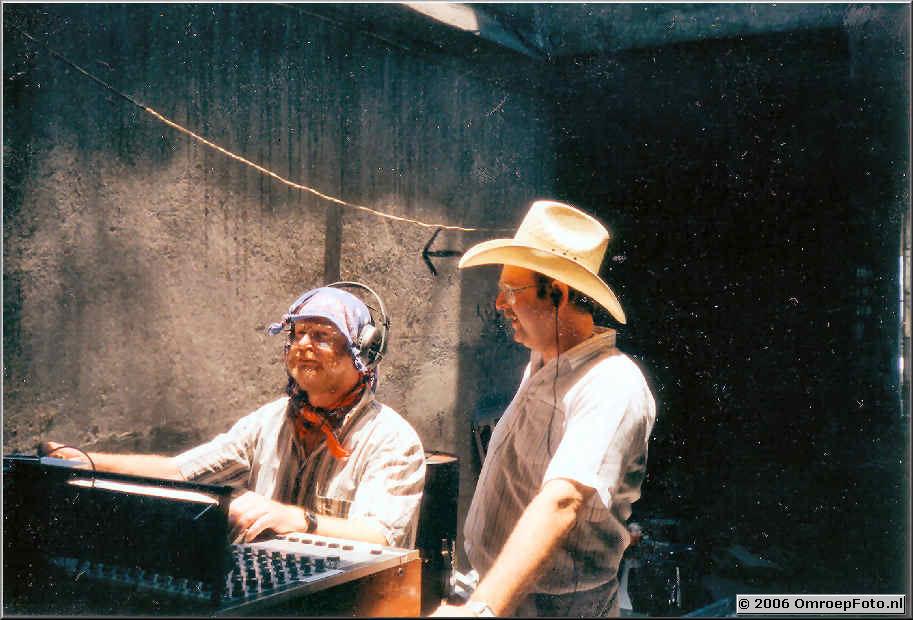 Foto 4-76. NOVIB Mexico Stad Hylke en Bert