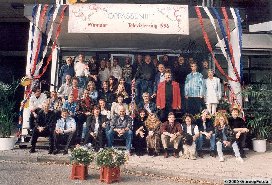 Foto 5-89. Oppassen 1996