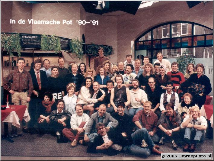 Foto 5-94. Vlaamsche Pot '90-91
