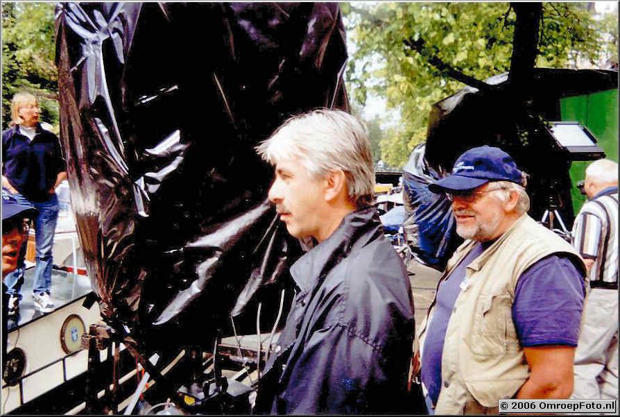 Foto 6-113. Prinsengracht Concert 1999 Arjo en Leo de Grave
