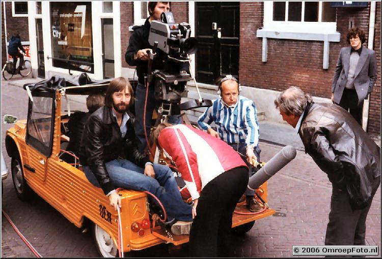 Foto 10-194. Ruud, Kees, Frans en Bob
