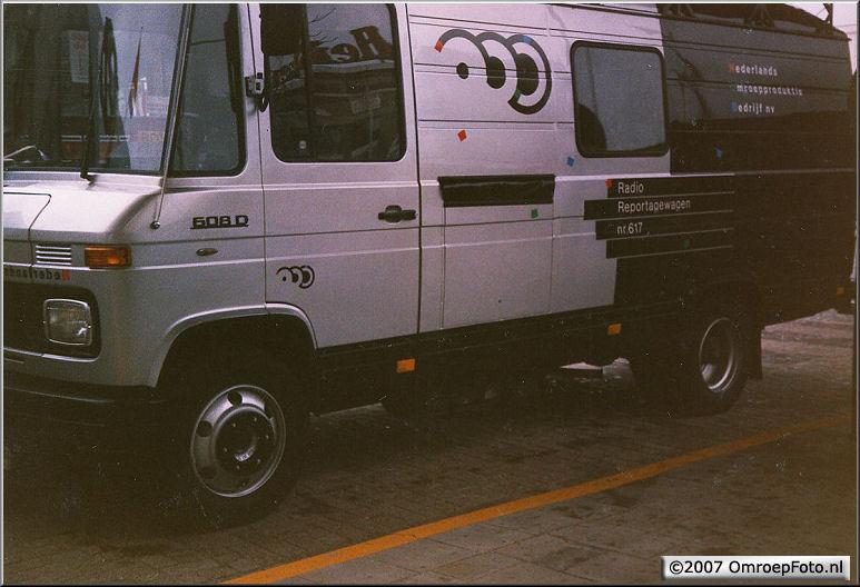 Doos 100 Foto 1982. NOB nr 617 1993