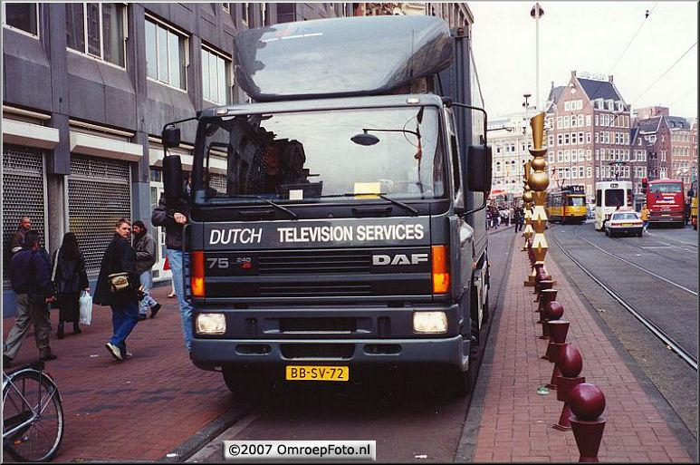 Doos 100 Foto 1985 DTS