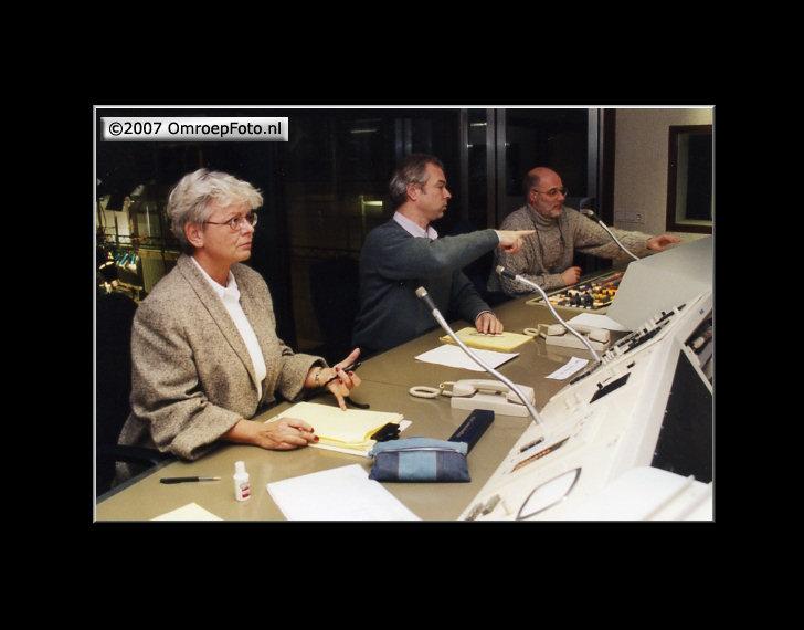 Doos 101 Foto 2012. Telelens - Marianne, Chester en Leo alweer klaar voor de start