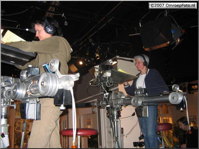 Doos 103 Foto 2051 'BoomMeisjes' in Studio-19 'Kinderen geen bezwaar'