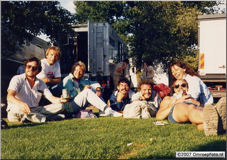 Doos 104 Foto 2072. Ter land ter zee 1986