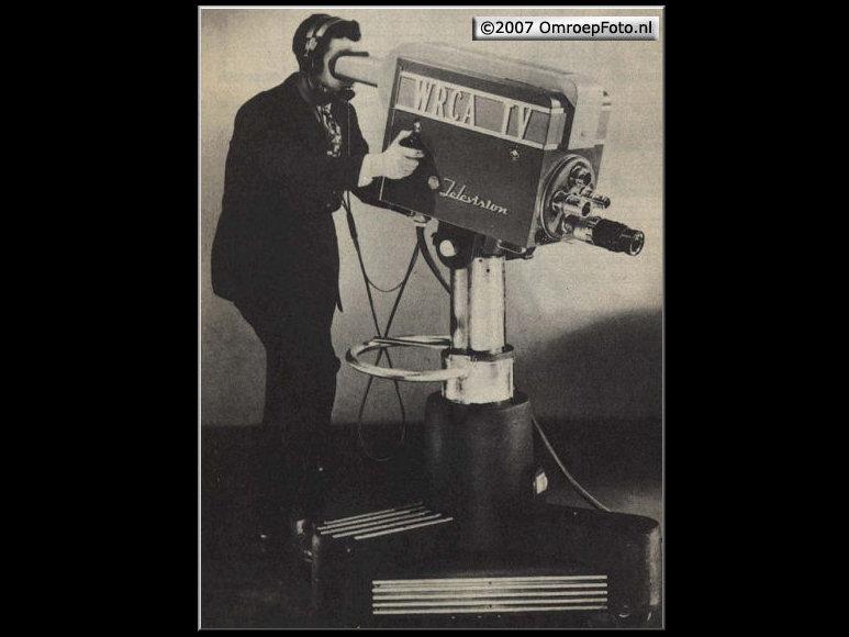 Doos 104 Foto 2080. RCA Camera