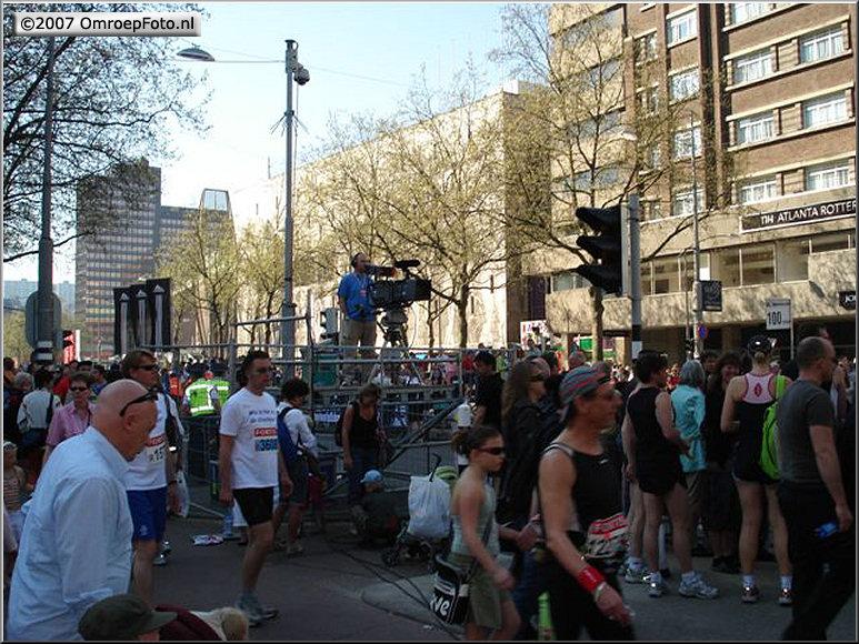 Doos 106 Foto 2110. Marathon van Rotterdam  2007