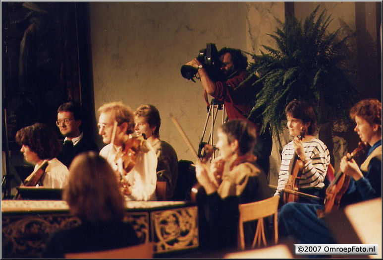 Doos 107 Foto 2136. Rob van den Houten. Het Loo 1988