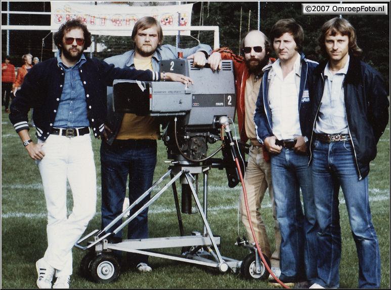 Doos 109 Foto 2167. Sterrenslag augustus 1978. TH-Twente - Enschede