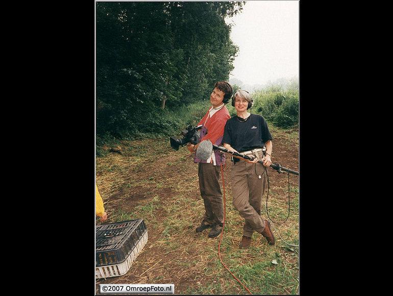 Doos 109 Foto 2174. Ellen op pad