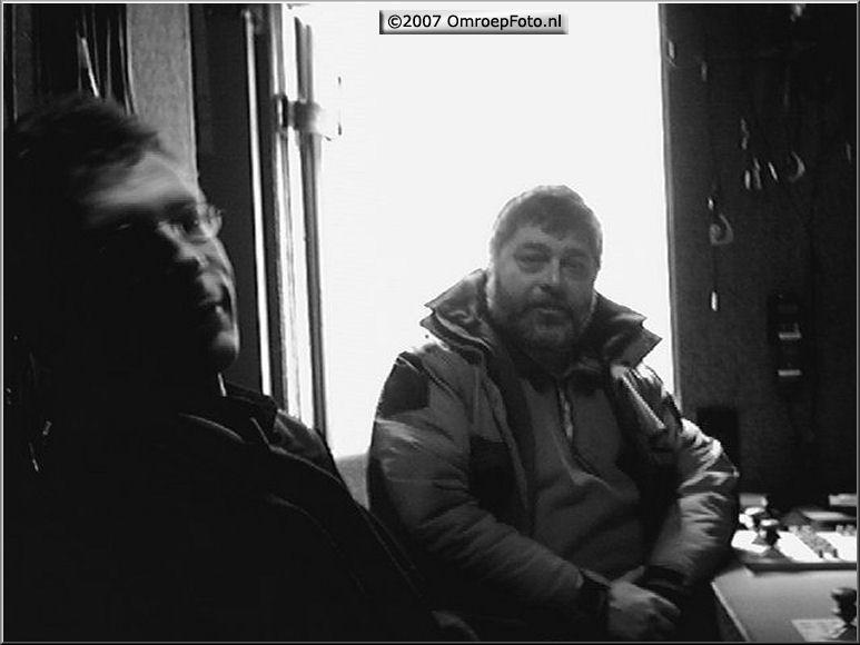 Doos 111 Foto 2220. Dick en Willem in de NOB-46