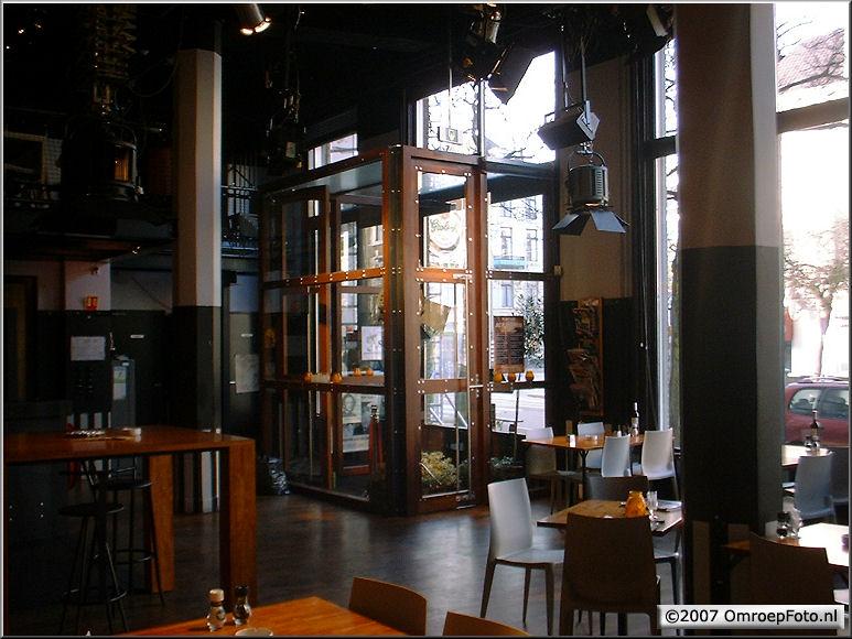 Doos 114 Foto 2272. Media cafe Plantage