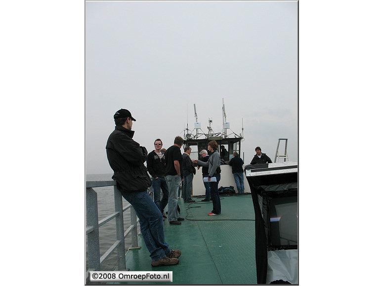 Doos 123 Foto 2448. 75 jaar Afsluitdijk