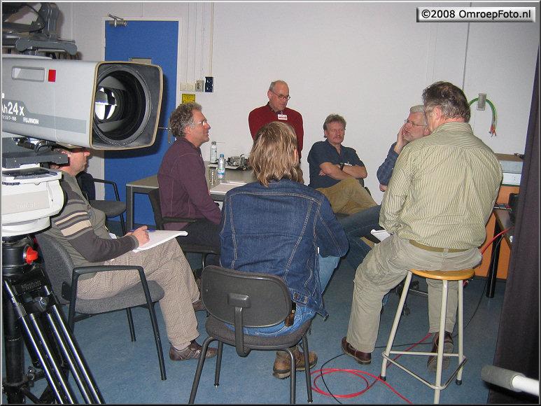 Doos 125 Foto 2487. Training LDK-8000. In de studio