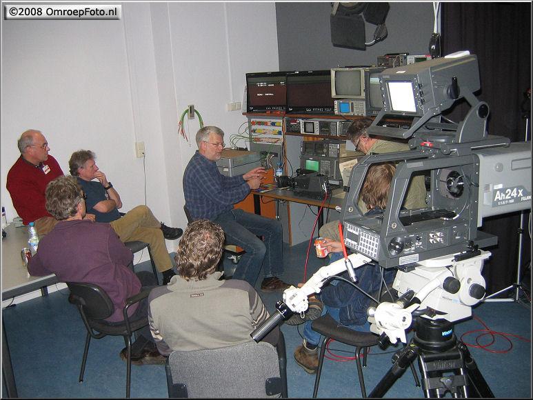 Doos 125 Foto 2489. Training LDK-8000. Uitleg van de menu's
