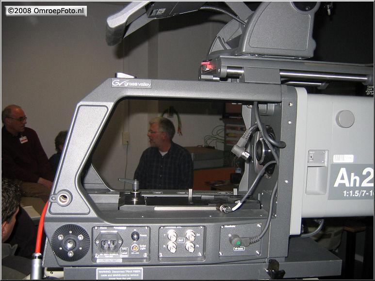 Doos 125 Foto 2490. Training LDK-8000. In de studio