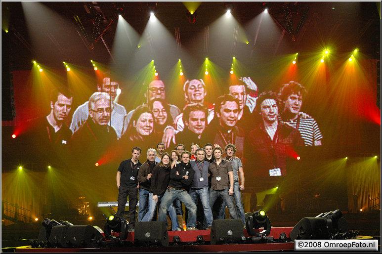 Doos 126 Foto 2513. Vrienden van Amstel Live 2008