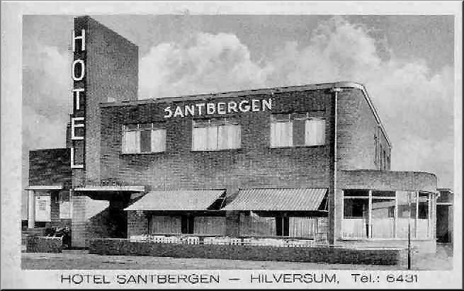 Doos 129 Foto 2570. Hotel Santbergen