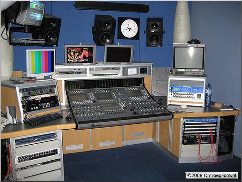 Doos 129 Foto 2576. Audio regie Sport 1