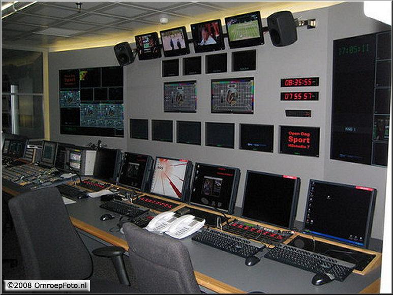 Doos 129 Foto 2577. Regie Studio 7 (Studio Sport)