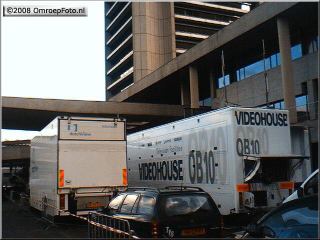 Doos 133 Foto 2655. Provenciale verkiezingen 2007 tbv Omroep Brabant (provinciehuis)