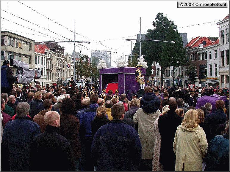 Doos 133 Foto 2660. Begrafenis van prins Bernhard