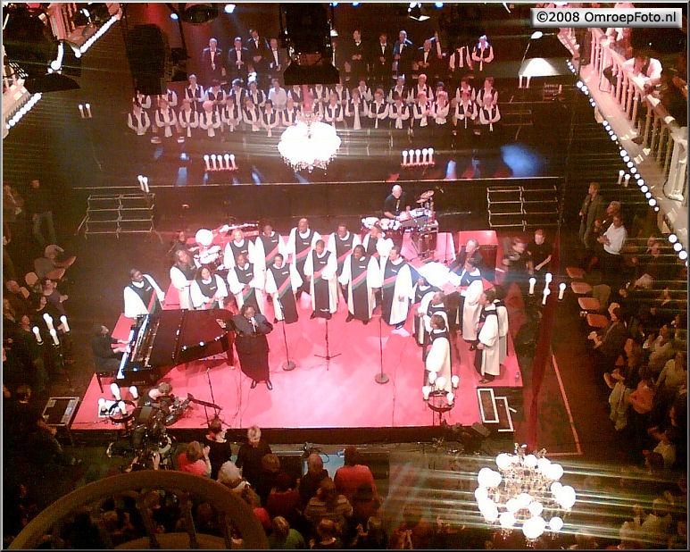 Doos 134 Foto 2673. Gospel in Paradiso (Gouden Roos, winnaar) 2005