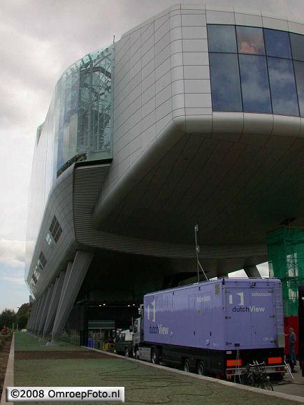 Doos 135 Foto 2686. Opening ING hoofdkantoor 2002