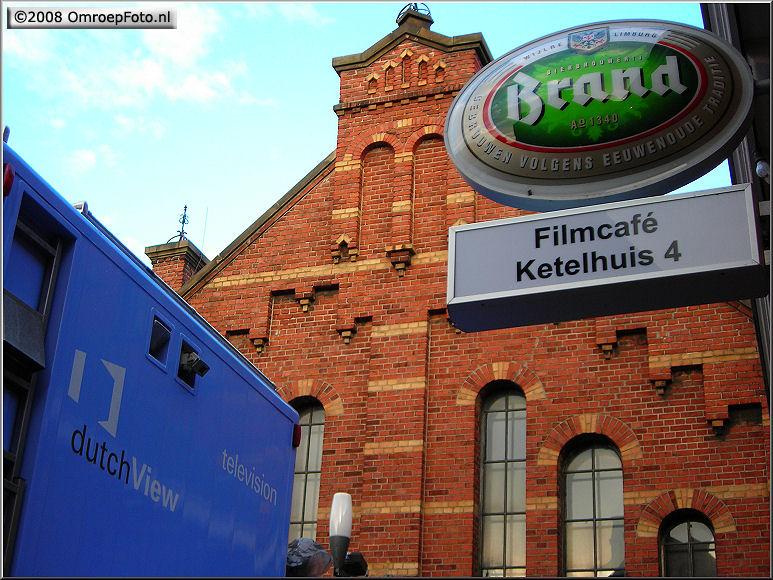Doos 135 Foto 2697. Land van Maas en Geel, Ketelhuis Westergasfabriek 2006