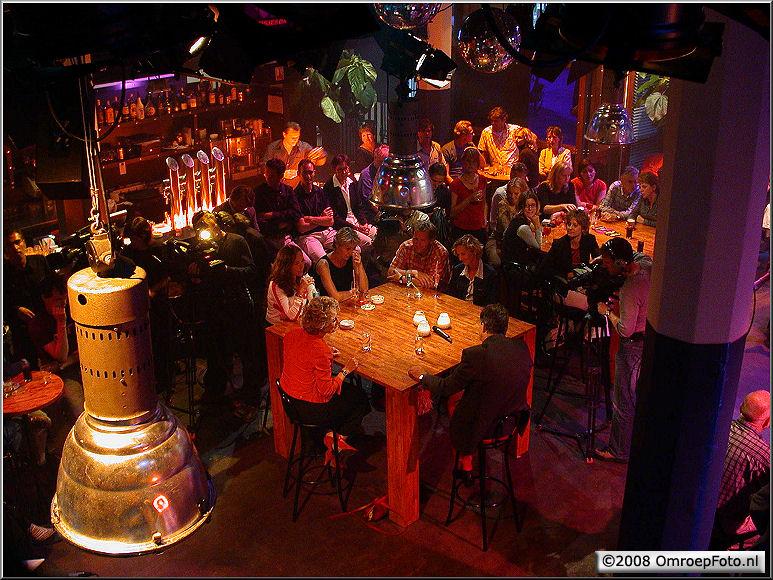 Doos 136 Foto 2701. Maandag Prinsjesdag in Plantage Studio-1 2003