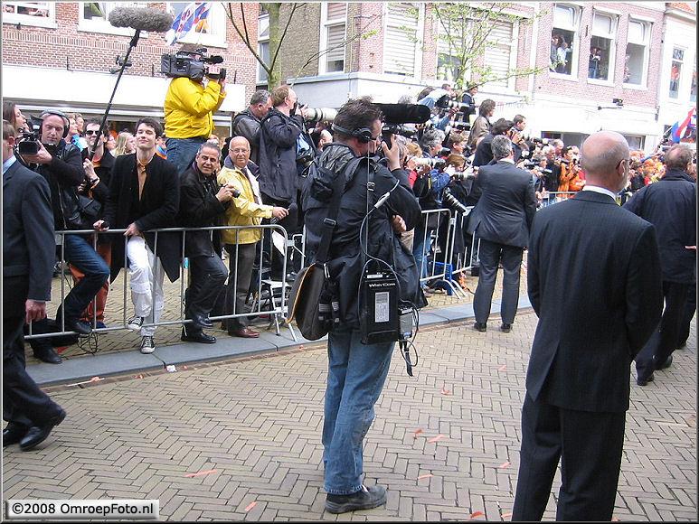 Doos 138 Foto 2743. Koninginnedag 2008. Weer die Theo...