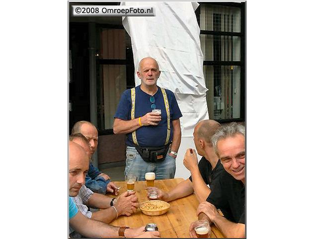 Doos 139 Foto 2776. Receptie van Marcel  Verlaan