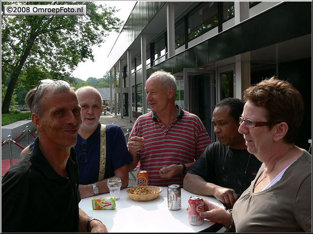 Doos 139 Foto 2780. Receptie van Marcel  Verlaan, Rob v Zal en Carel en Hans v Berg en Ineke en Bendurhan