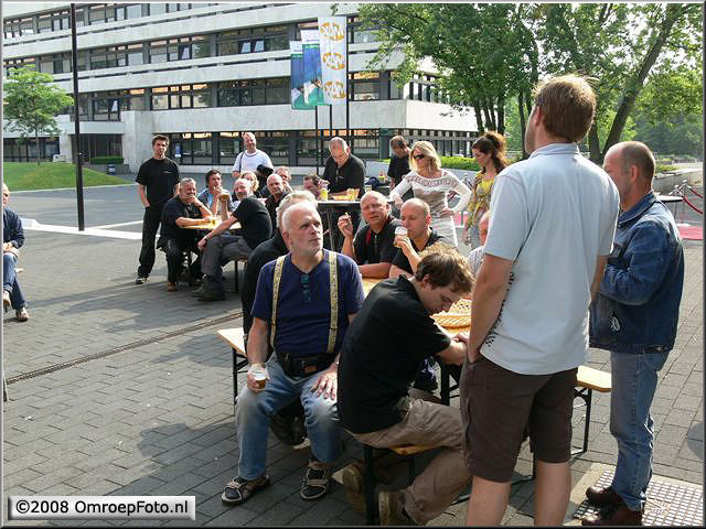 Doos 140 Foto 2783. Receptie van Marcel  Verlaan