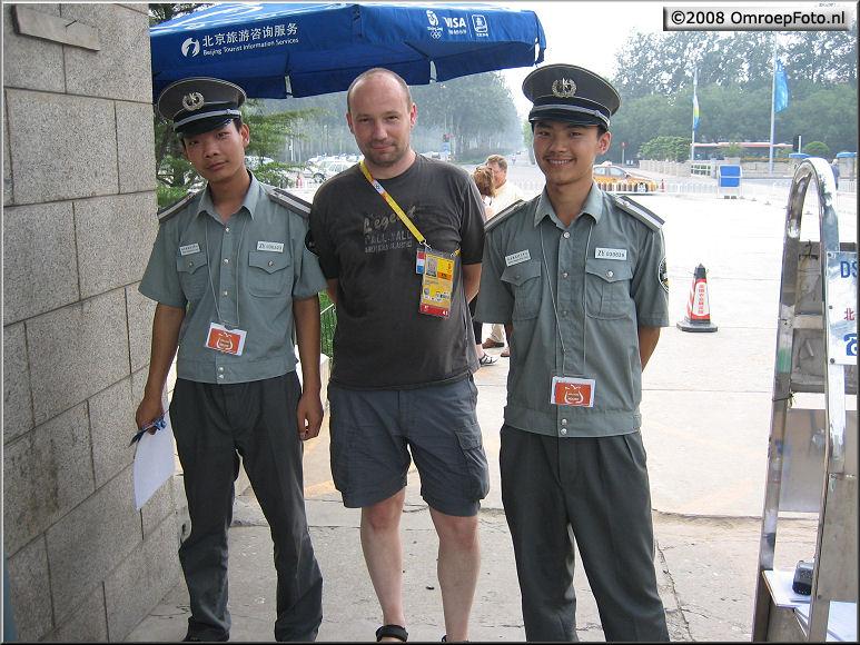 Doos 140 Foto 2793. DV in China. Olympische Spelen 2008