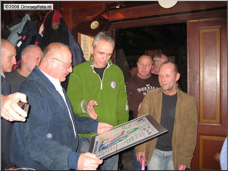 Doos 143 Foto 2841. Rob, Paul en Hans