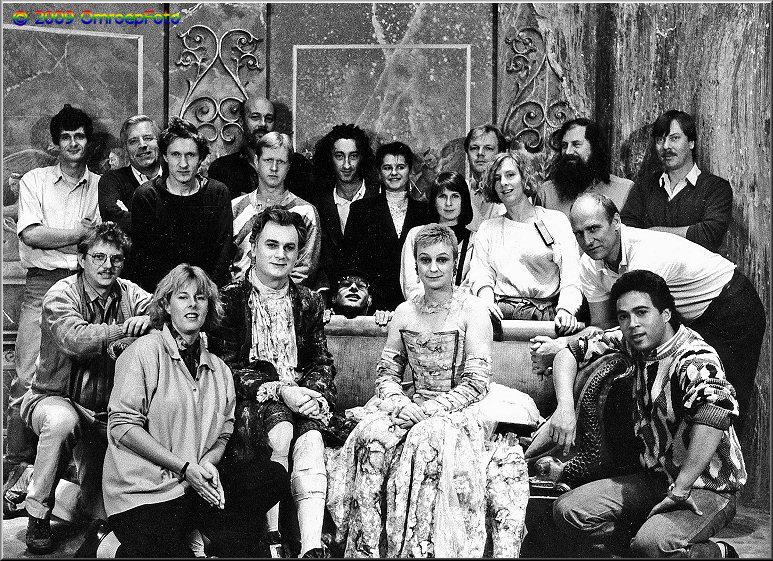 Doos 144 Foto 2877. VPRO productie 1986