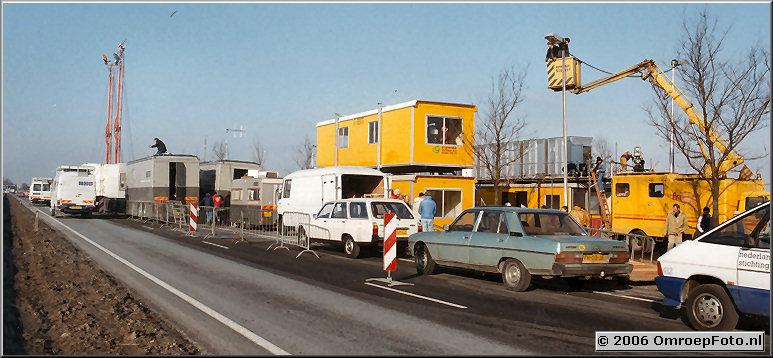 Foto 15-287. ElfStedenTocht 1985