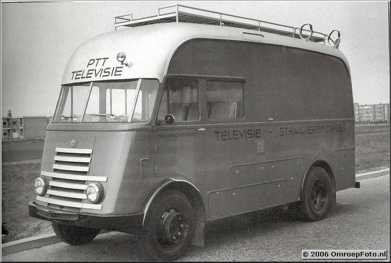 Foto 16-311. PTT straalzenderauto