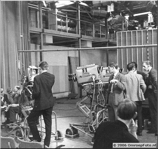 Foto 16-312. Opleiding 1965