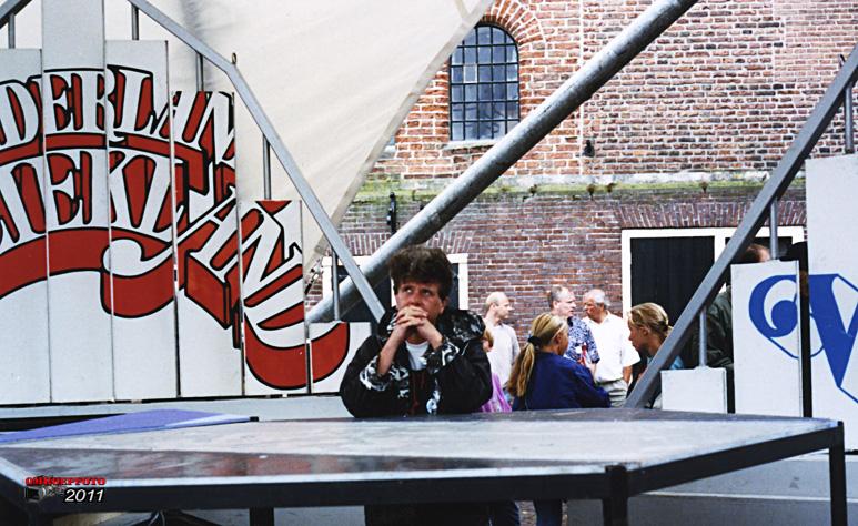 Doos 161 Foto 3208. Nederland  Muziekland. Roelof van der Schaaf