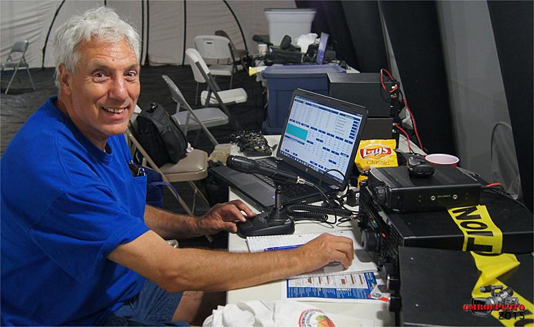 Doos 180 Foto 3587. Peter Meijers in zijn element